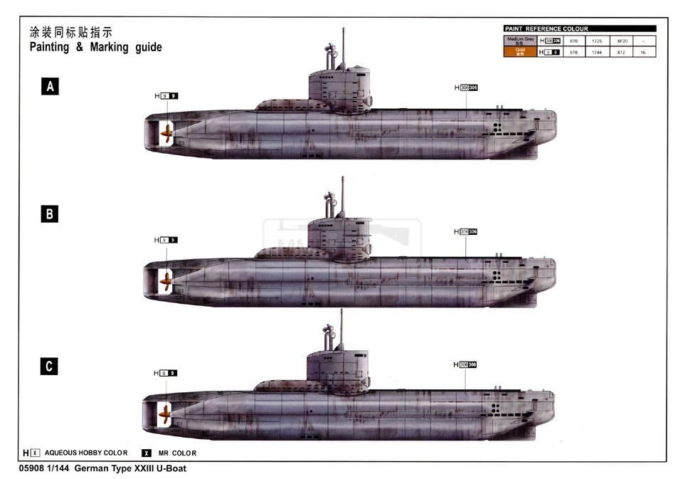 935 - Волчьи Стаи - Германские подводные лодки двух мировых войн