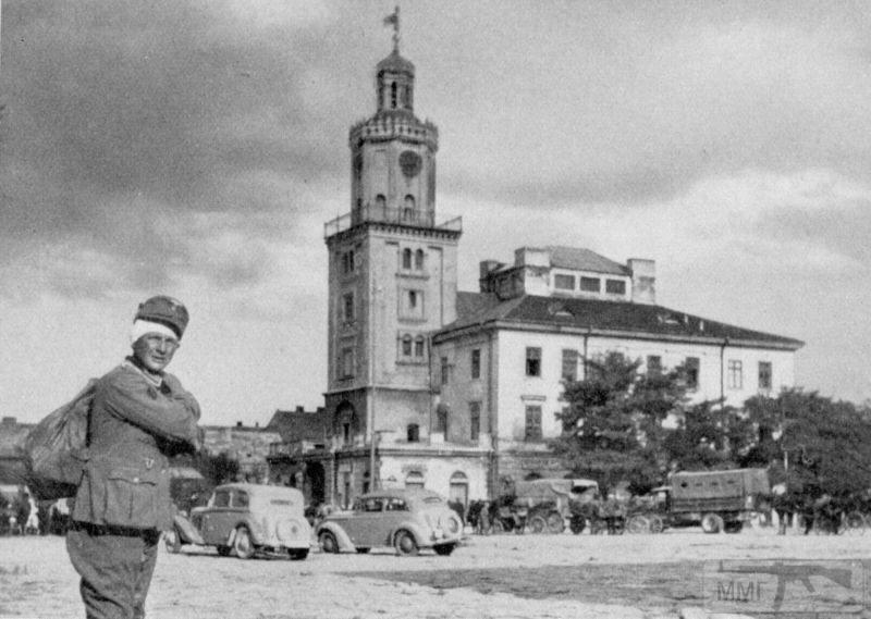 93634 - Раздел Польши и Польская кампания 1939 г.