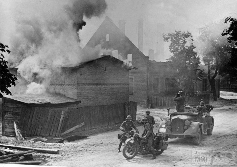 93805 - Раздел Польши и Польская кампания 1939 г.