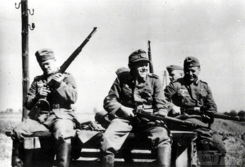 93812 - Раздел Польши и Польская кампания 1939 г.