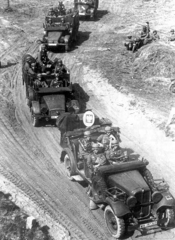 93813 - Раздел Польши и Польская кампания 1939 г.