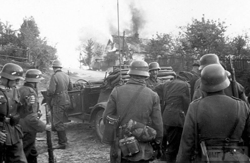 93816 - Раздел Польши и Польская кампания 1939 г.