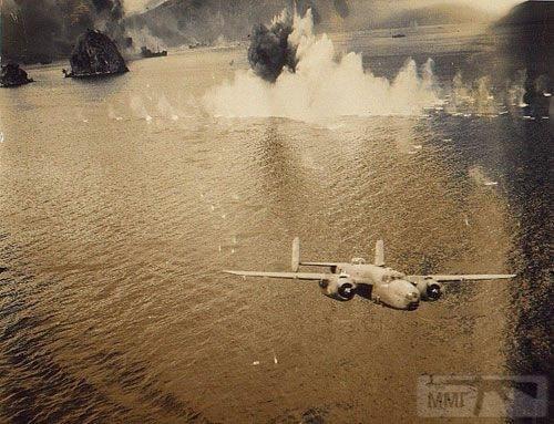 93871 - Военное фото 1941-1945 г.г. Тихий океан.