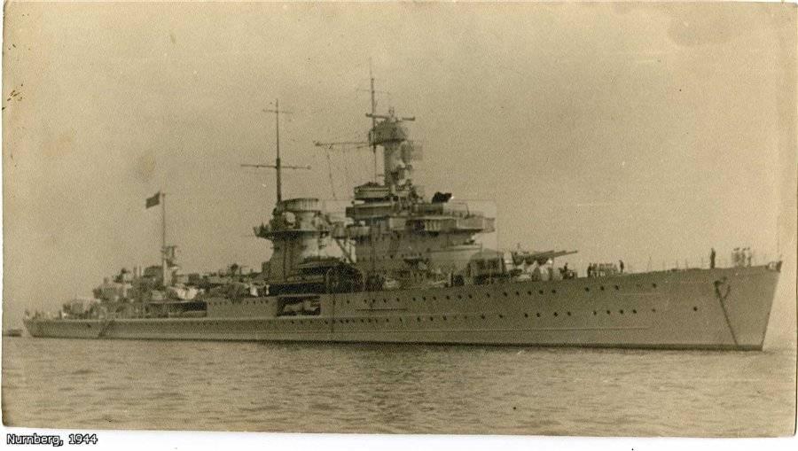 939 - Германский флот 1914-1945