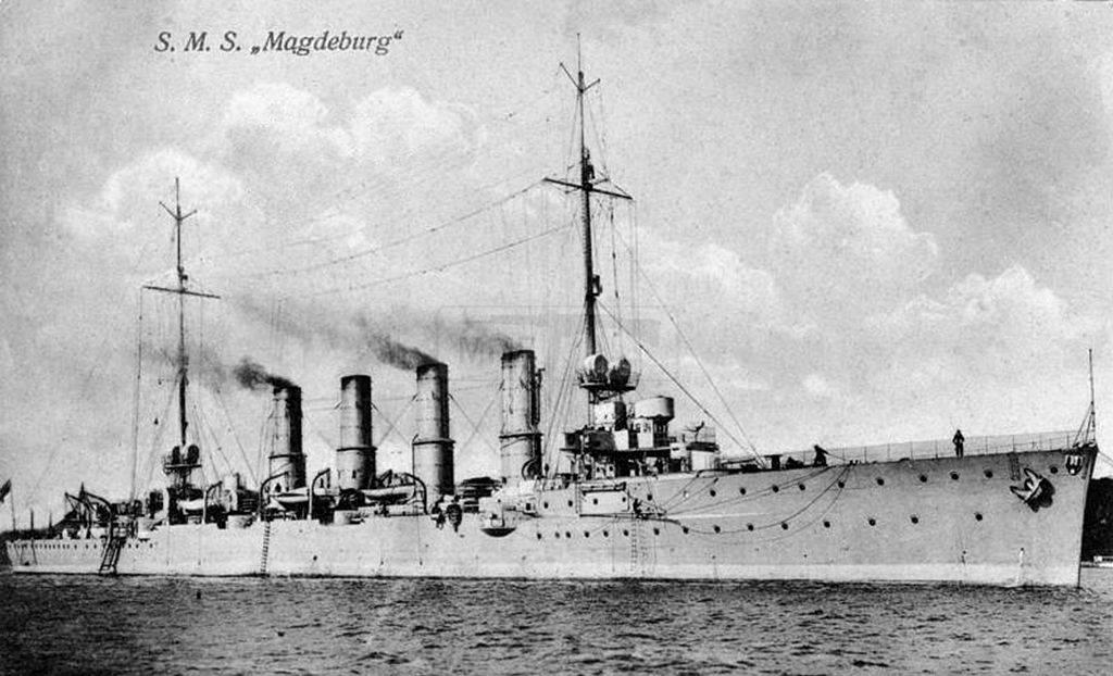 940 - Германский флот 1914-1945