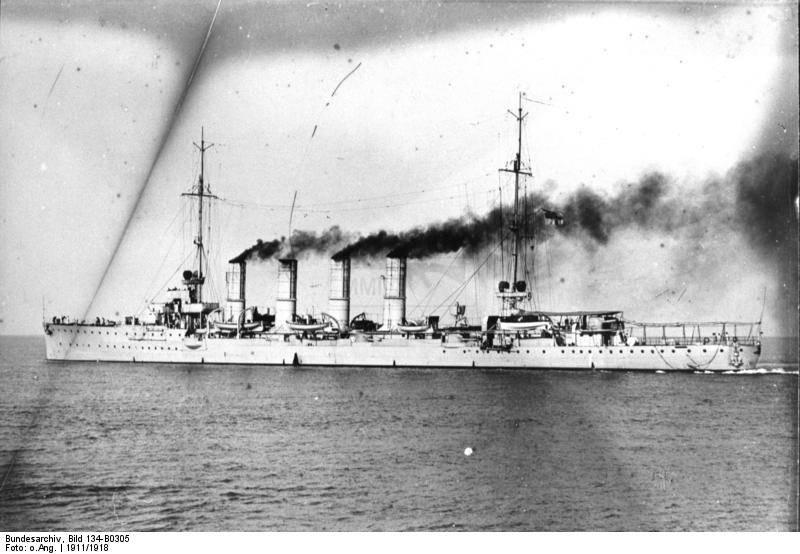 942 - Германский флот 1914-1945