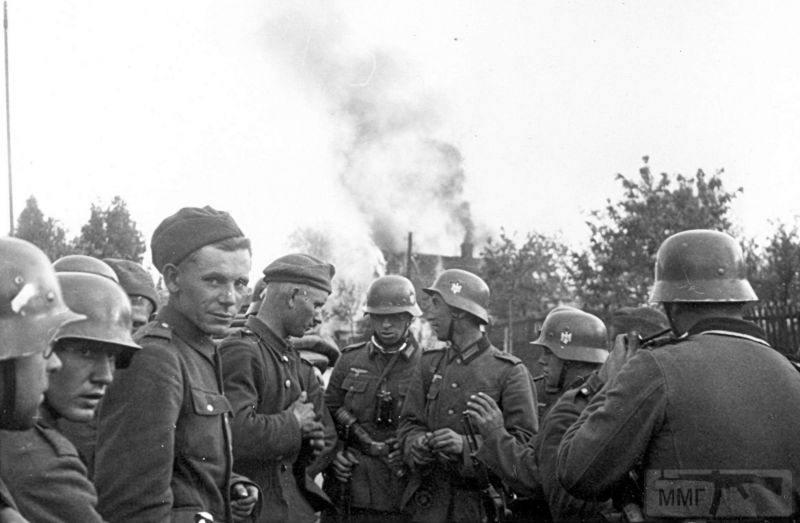 94318 - Раздел Польши и Польская кампания 1939 г.