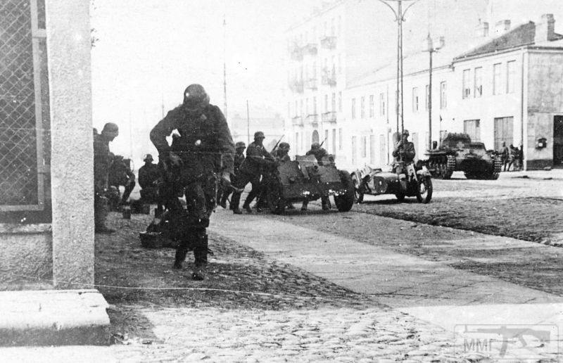 94320 - Раздел Польши и Польская кампания 1939 г.