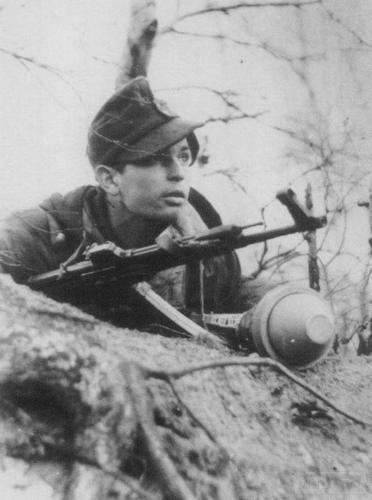 9435 - Sturmgewehr Haenel / Schmeisser MP 43MP 44 Stg.44 - прототипы, конструкция история