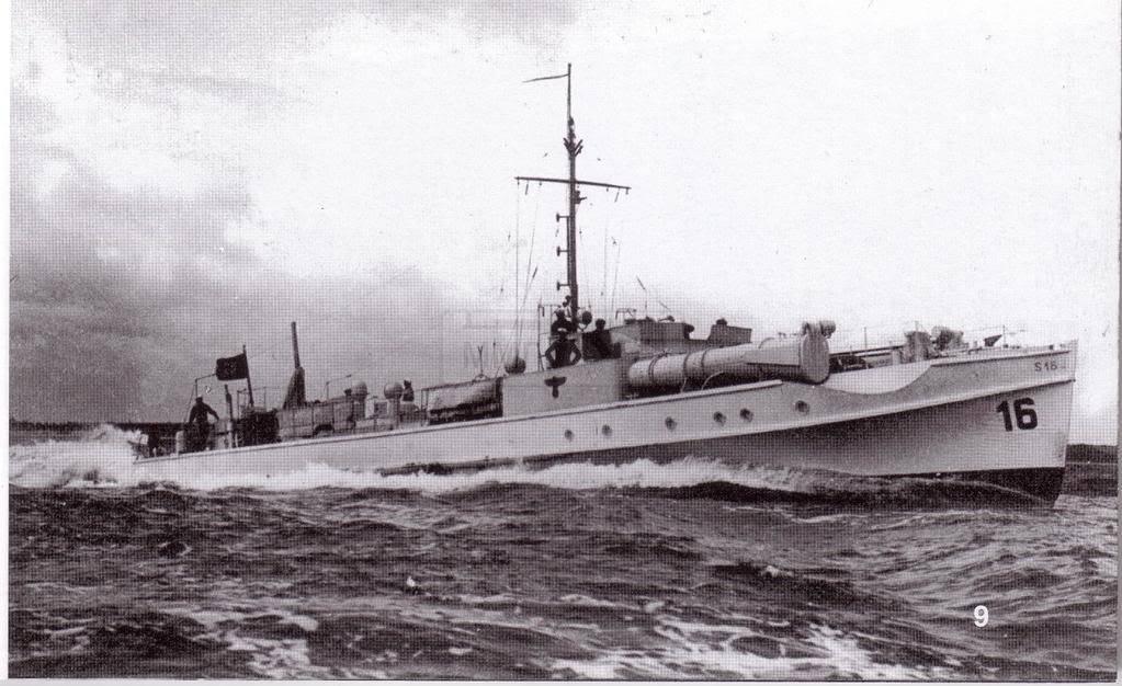 944 - Германский флот 1914-1945