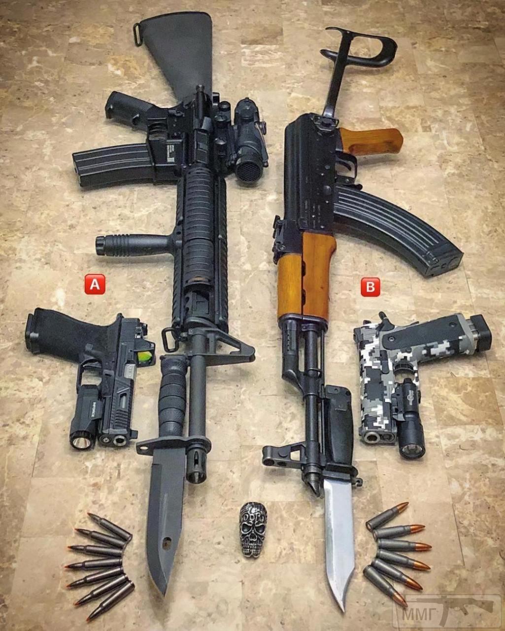 94433 - Фототема Стрелковое оружие