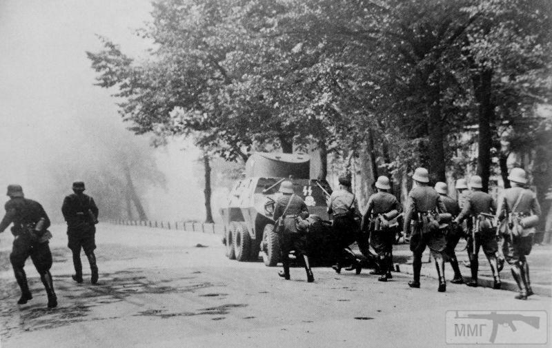 94492 - Раздел Польши и Польская кампания 1939 г.