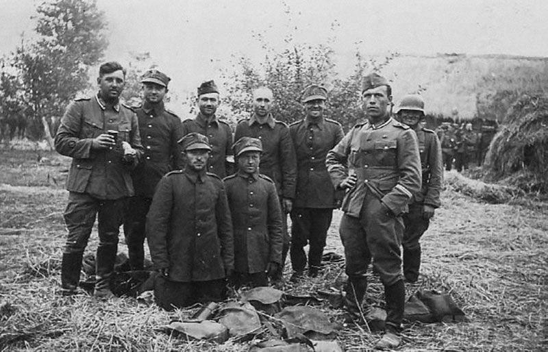 94500 - Раздел Польши и Польская кампания 1939 г.