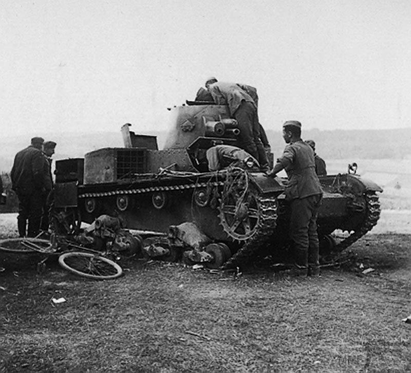 94502 - Раздел Польши и Польская кампания 1939 г.