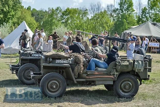 """9462 - Військово-Історичний Фестиваль """"Перемога.UA"""""""