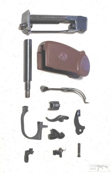 94620 - Продам ЗИП к Мр - 654 и рукоять на широкую рамку