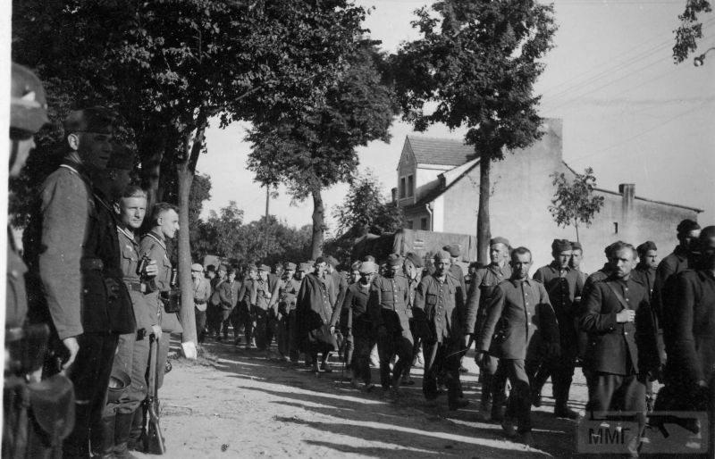 94646 - Раздел Польши и Польская кампания 1939 г.
