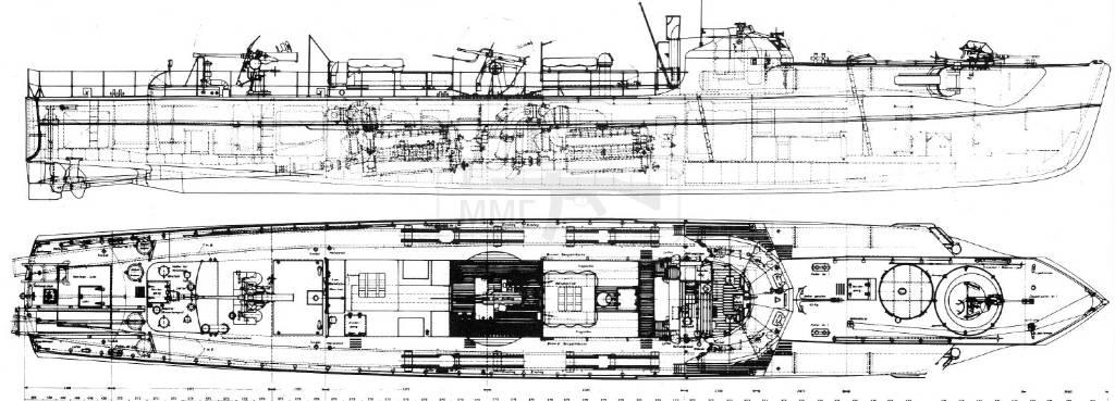 947 - Германский флот 1914-1945