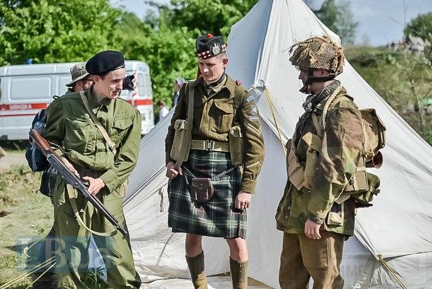 """9481 - Військово-Історичний Фестиваль """"Перемога.UA"""""""