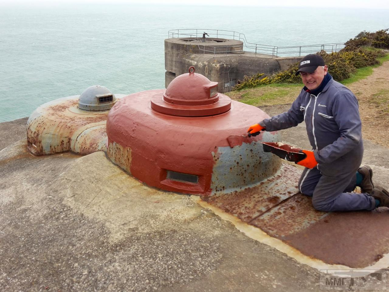 94857 - Корабельные пушки-монстры в музеях и во дворах...