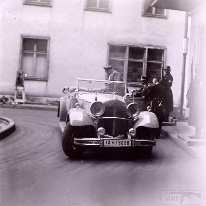 9492 - Легковые автомобили Третьего рейха