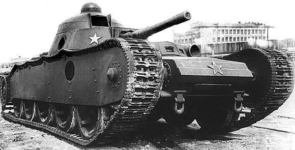 9504 - Танк Гротте.