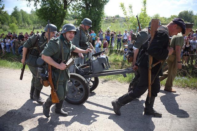 """9516 - Військово-Історичний Фестиваль """"Перемога.UA"""""""