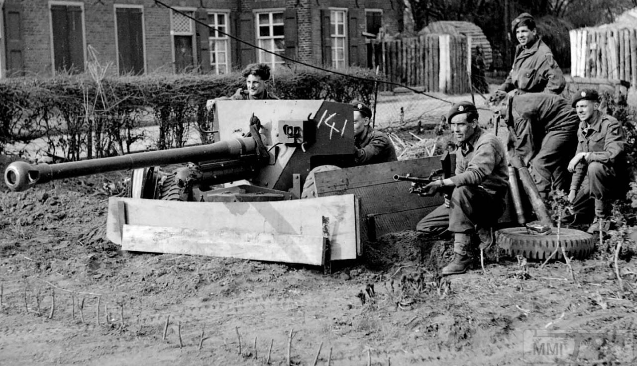 95223 - Военное фото 1939-1945 г.г. Западный фронт и Африка.