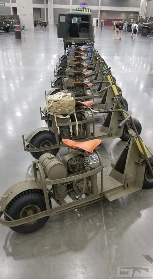 95261 - Армейские мотоциклы