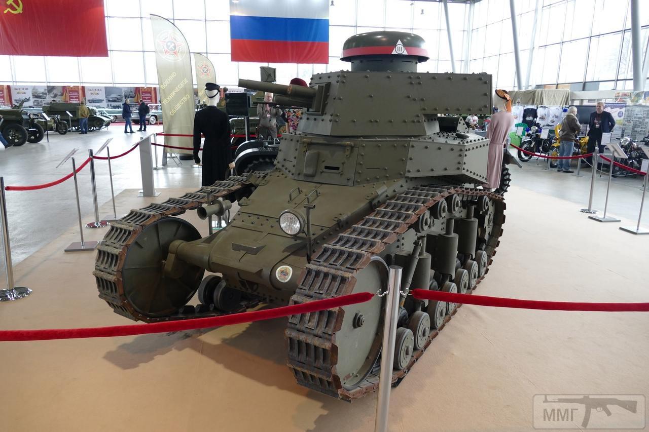 95442 - Деревянный танк