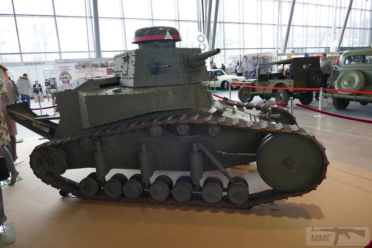 95443 - Деревянный танк