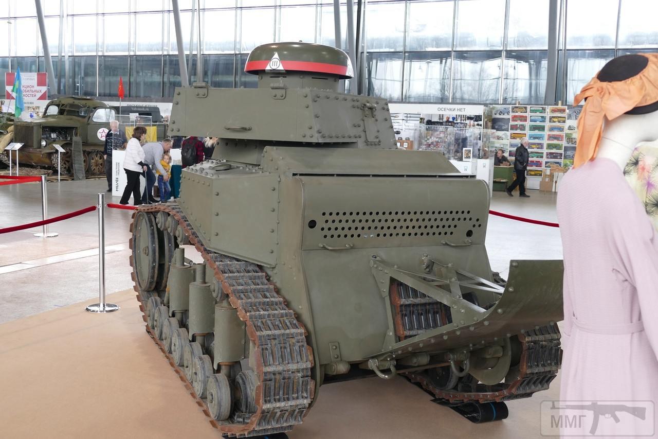 95444 - Деревянный танк