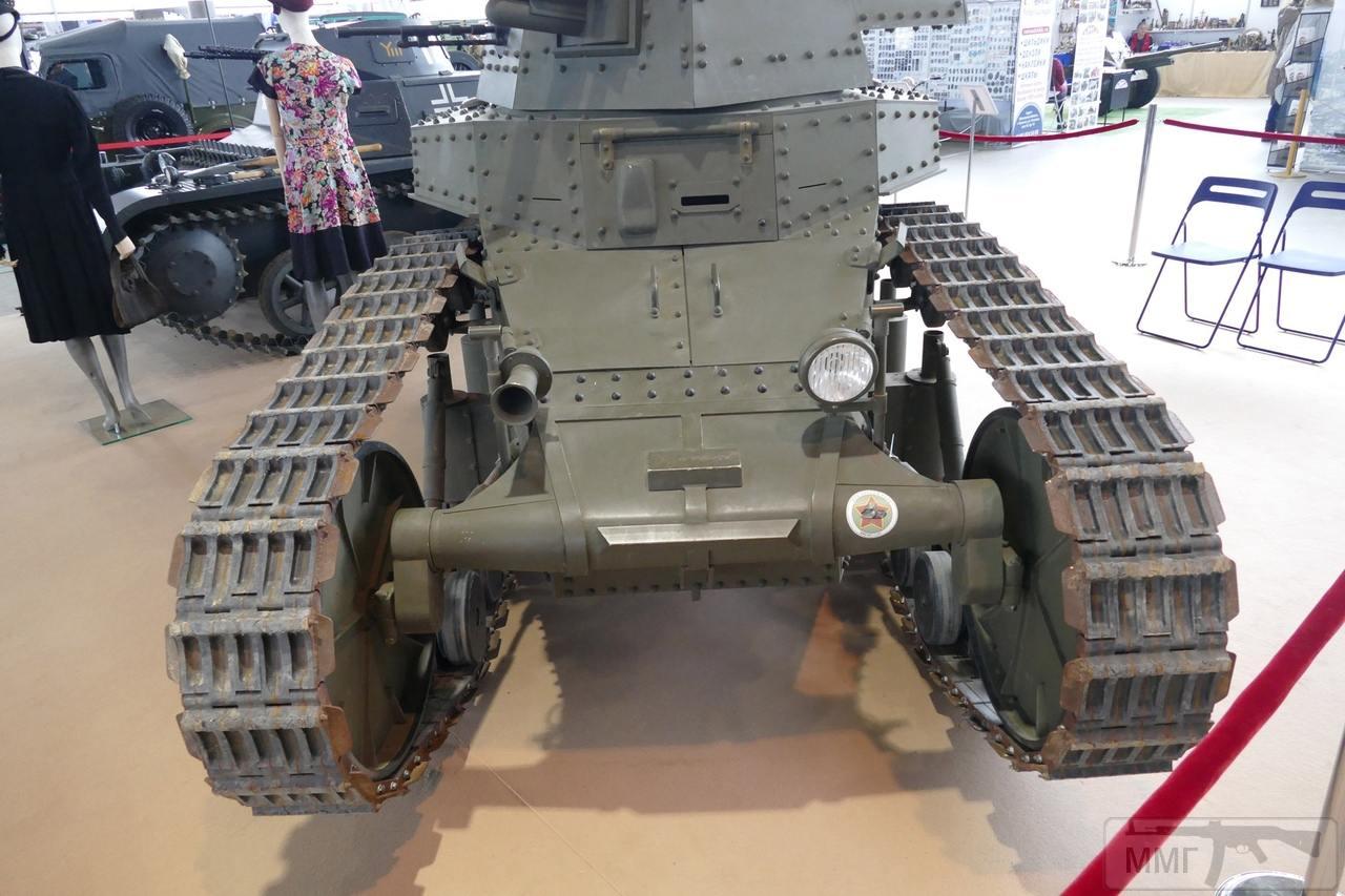95445 - Деревянный танк