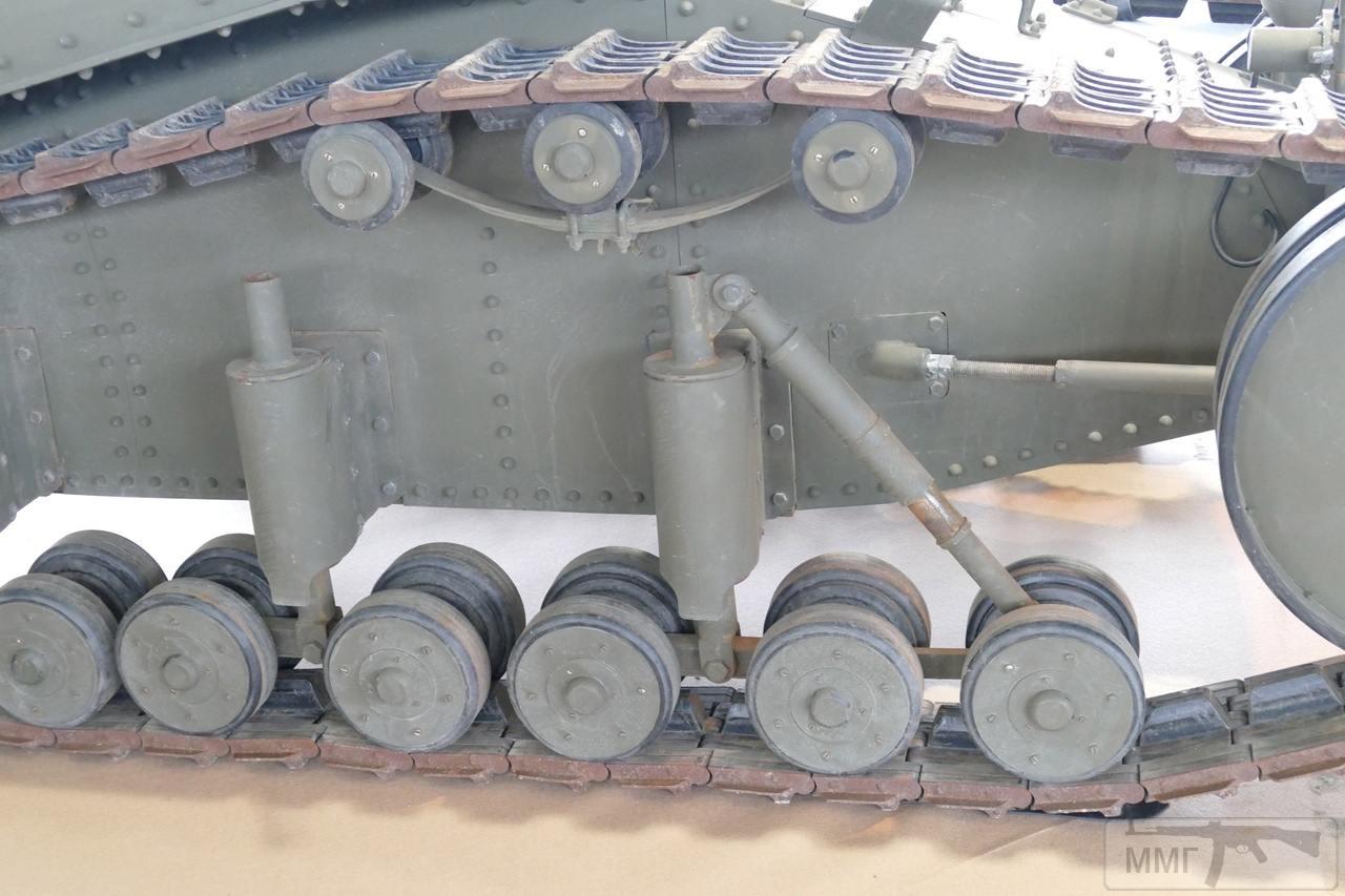 95446 - Деревянный танк