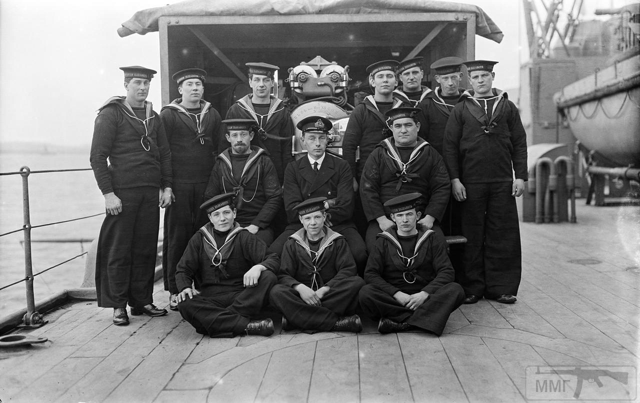 95563 - HMS Queen Elizabeth