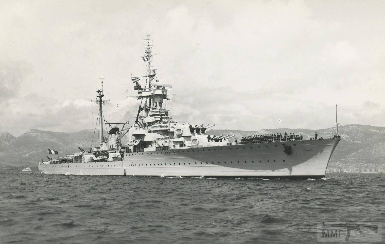 95572 - Легкий крейсер Montcalm