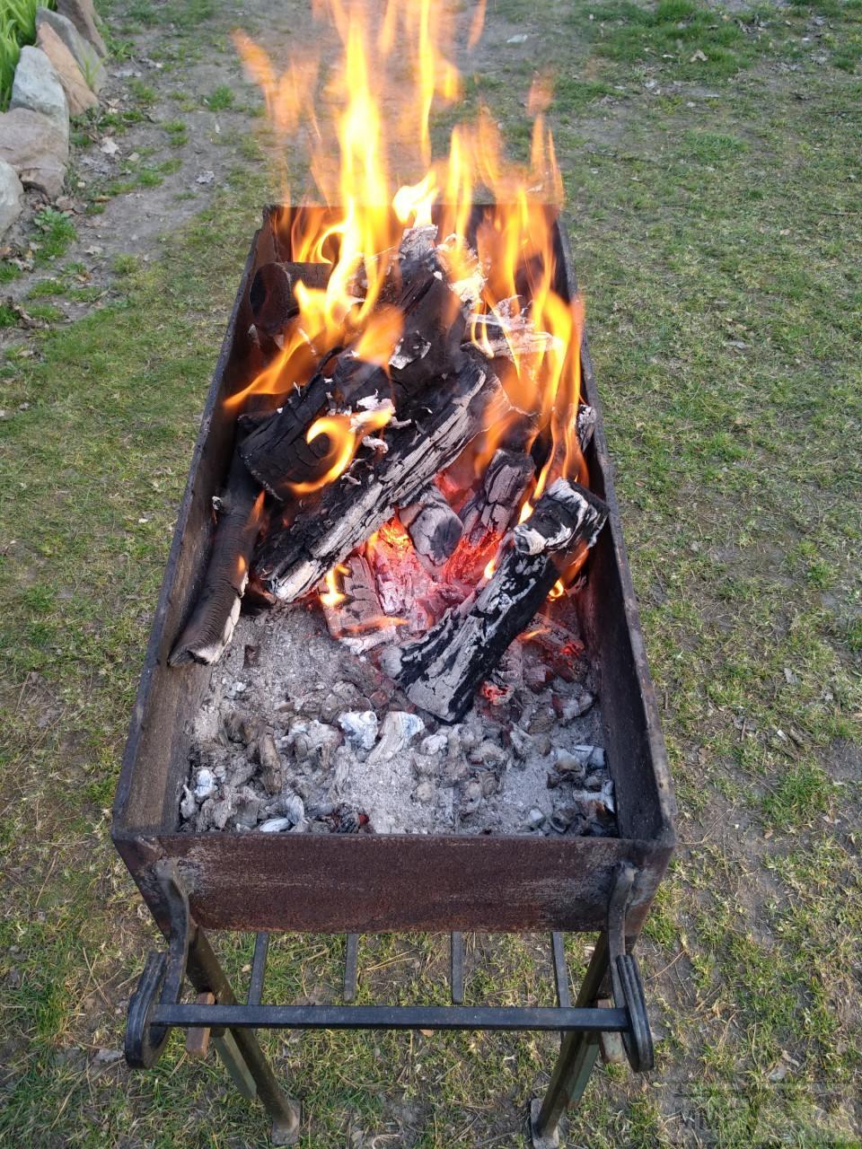 95621 - Закуски на огне (мангал, барбекю и т.д.) и кулинария вообще. Советы и рецепты.