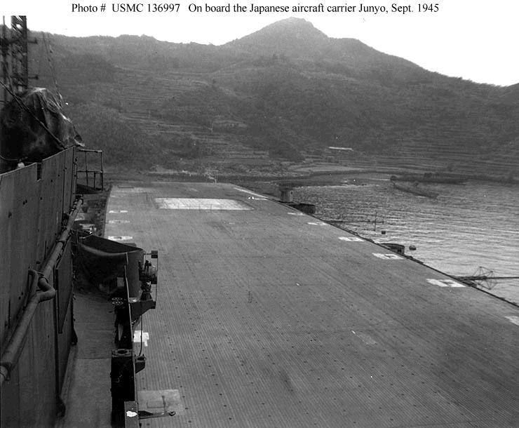 9587 - Два авианосца