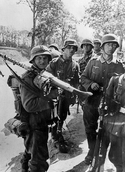 9603 - Все о пулемете MG-34 - история, модификации, клейма и т.д.
