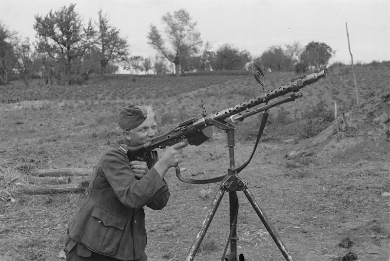 9610 - Все о пулемете MG-34 - история, модификации, клейма и т.д.