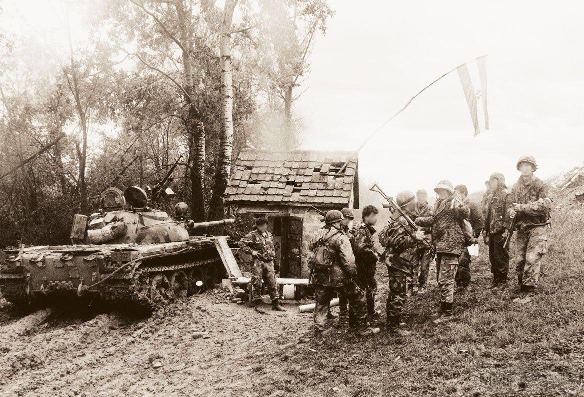 96112 - Фото по теме Югославской войны
