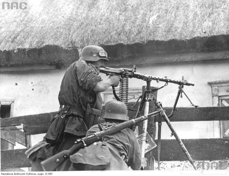 9612 - Все о пулемете MG-34 - история, модификации, клейма и т.д.
