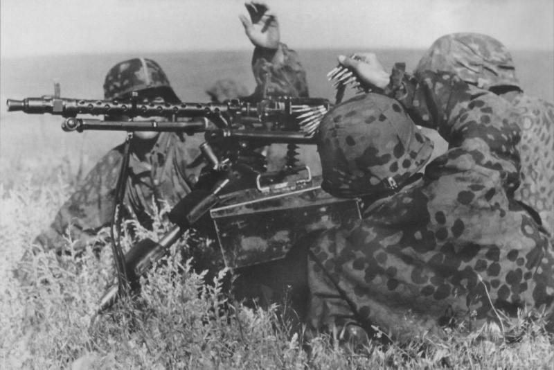 9613 - Все о пулемете MG-34 - история, модификации, клейма и т.д.