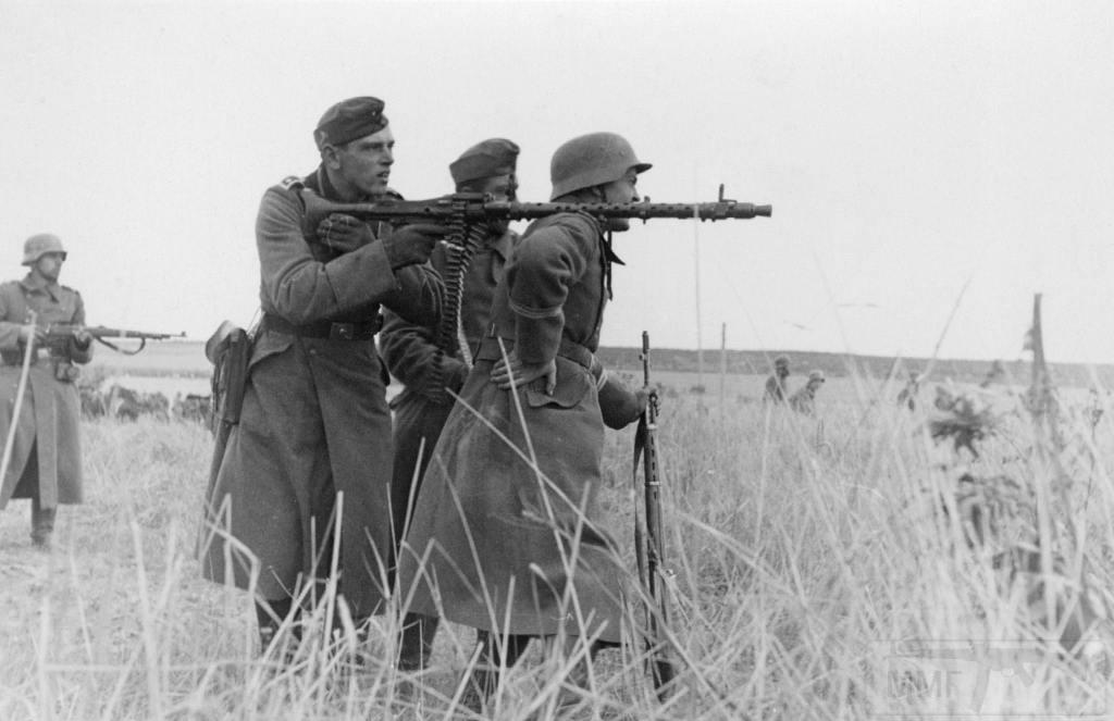 9614 - Все о пулемете MG-34 - история, модификации, клейма и т.д.