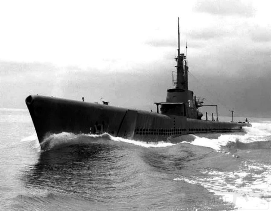 9624 - USS Archerfish (SS-311)