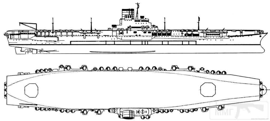 9632 - Два авианосца
