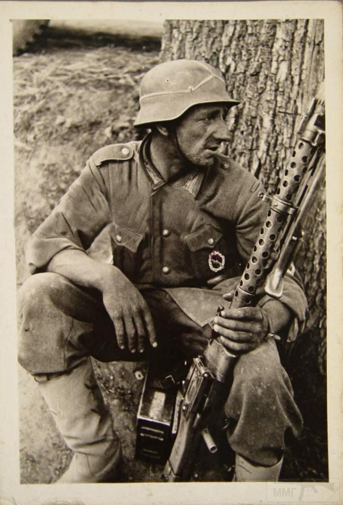 9639 - Все о пулемете MG-34 - история, модификации, клейма и т.д.