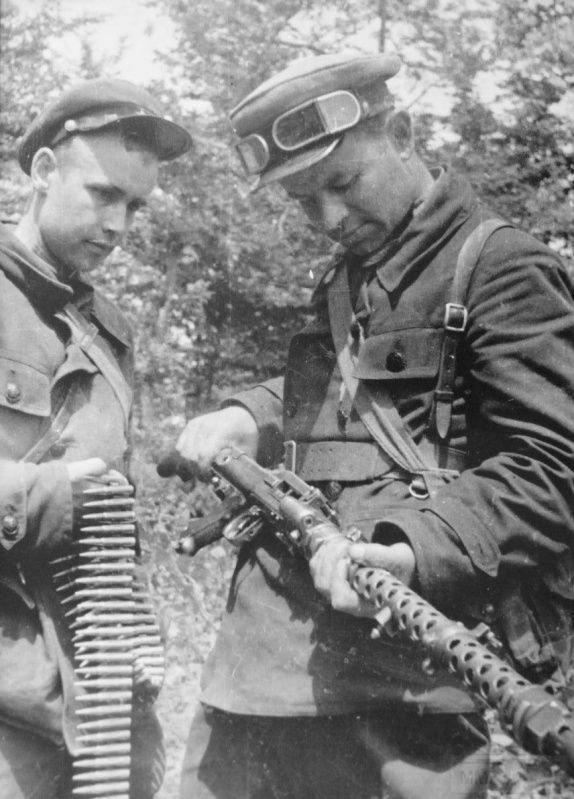 9641 - Все о пулемете MG-34 - история, модификации, клейма и т.д.