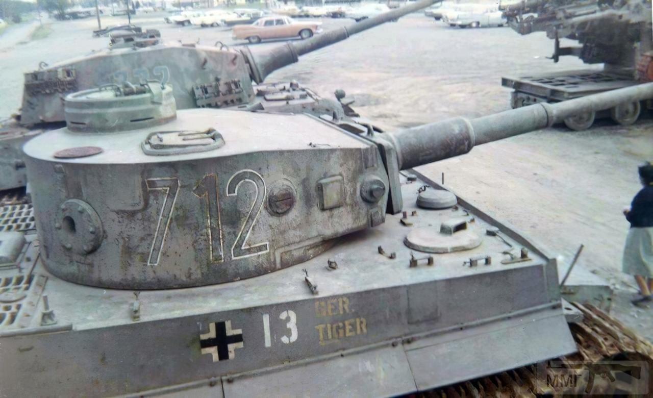 96435 - Танк Тигр - лучший танк Второй Мировой Войны?