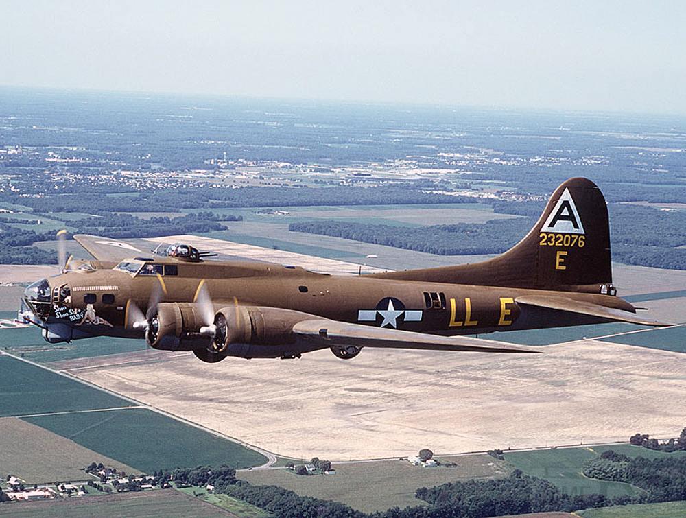 9647 - Стратегические бомбардировки Германии и Японии